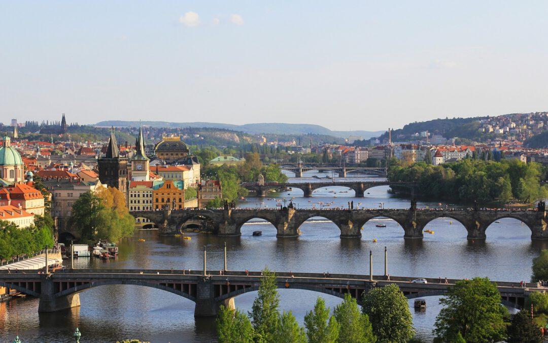 Smíření s Vltavou